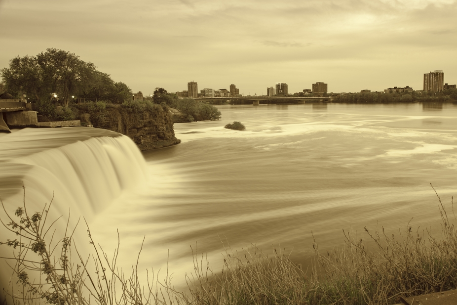 Eryck_B_Photo rideau_falls