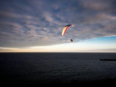 Kåseberga Sunset Flight