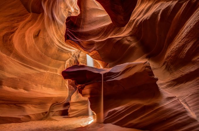 Antelope Canyon by BensViewfinder - Celebrating Nature Photo Contest Vol 4