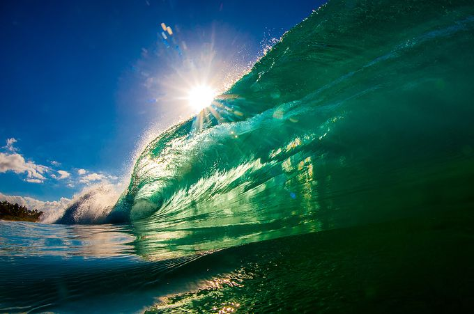 Pipeline by KanaPhotography - Flares 101 Photo Contest