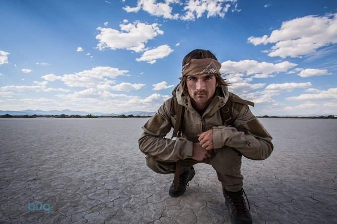 Self Portrait by ChrisVanLoan - Healthy Lifestyles Photo Contest