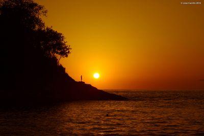 Magical Sunset.