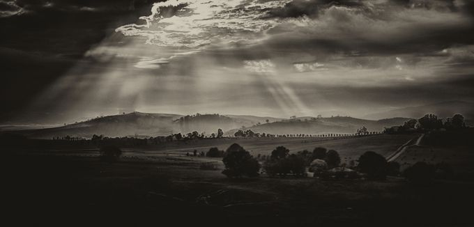 Daybreak by philipjohnson - Magical Light Photo Contest
