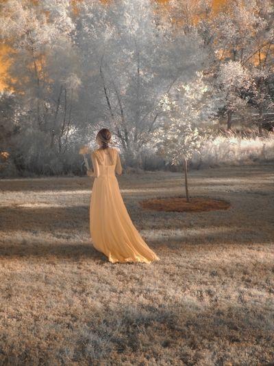 Infrared bride