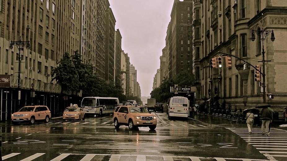 New York Gloom