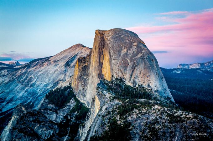 Half Dome From Glacier Point 2 (1 of 1) by dbarile - National Parks Photo Contest