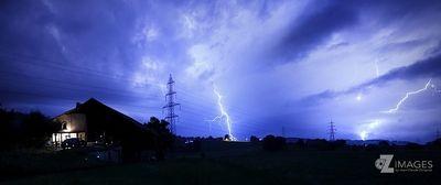 Summer lightnings   Eclairs d