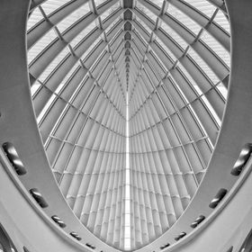Quadricci Pavilion, Milwaukee Art Museum, Santiago Calatrava, architect