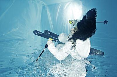 Underwater Skier
