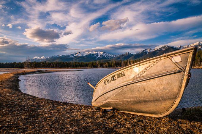 Echo Lake, Montana by scottwilson - Foto Digital Volume 3 Photo Contest