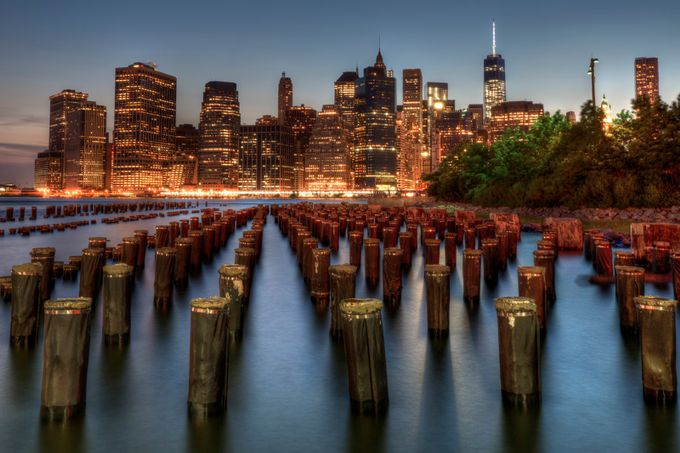 Old City Pier by ShutterSpeak - Tripod Required Photo Contest