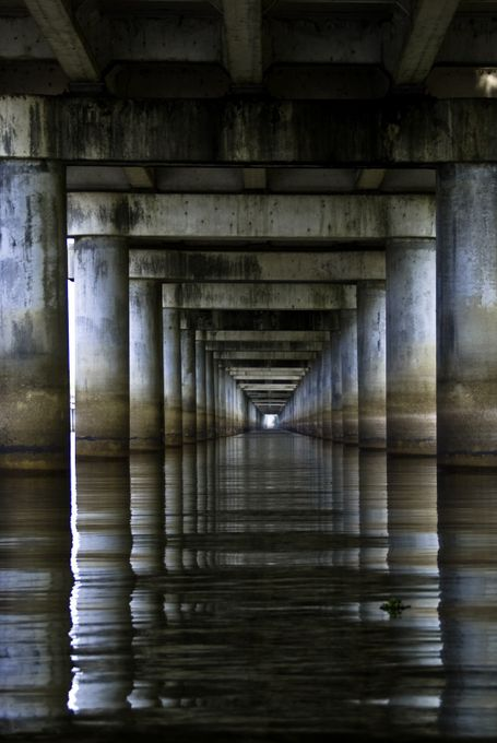 Under the Basin Bridge by stevesmith_3371 - Under The Bridge Photo Contest