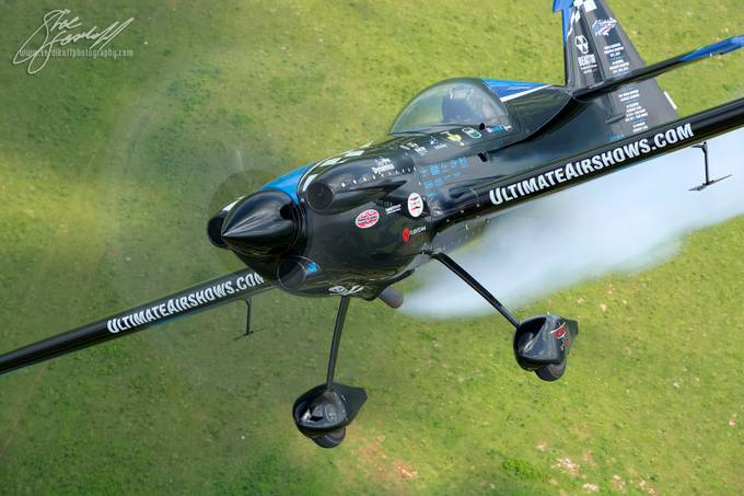 Aerobatic Champion Rob Holland by THREEWIRE-Images