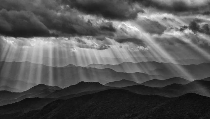 Beaming by donnaeaton - Epic Black and White Photo Contest