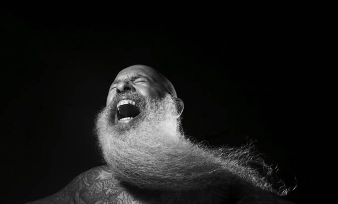Hemali by hemaliacharyazaveri - Beards and Mustaches Photo Contest