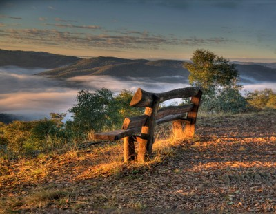 Resting Place - Hill End MSW Australia