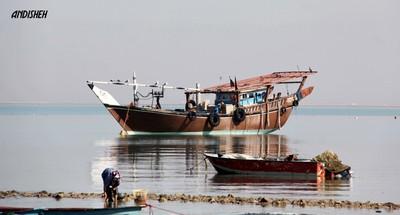 sout of iran in persian gulf