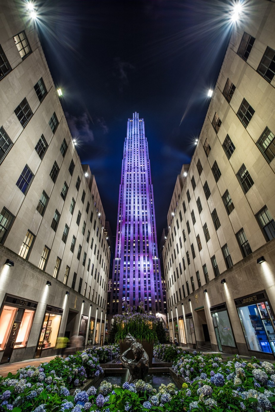 Rockefeller Center, New York, New York by larrymarshall - New York Photo Contest