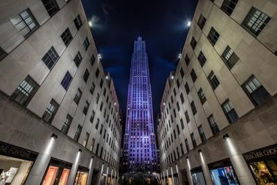 Rockefeller Center, New York, New York