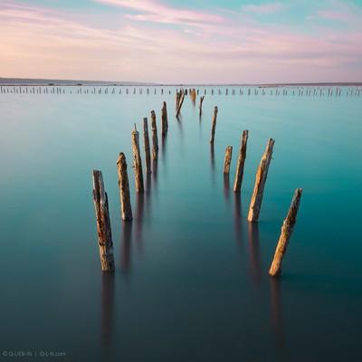 Turquoise calmness