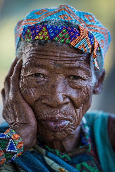 San Tribe Woman