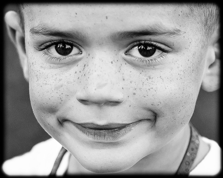 Eyes and Freckles - ViewBug.com