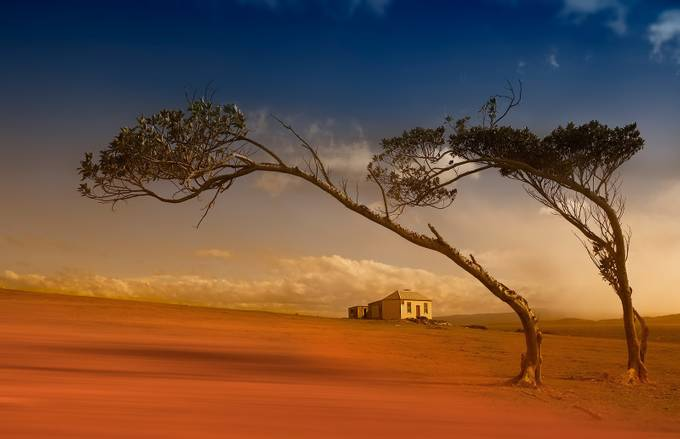Maria Island by MaggieM1 - Photoshop World Photo Contest