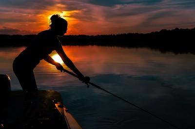 Fishin girl