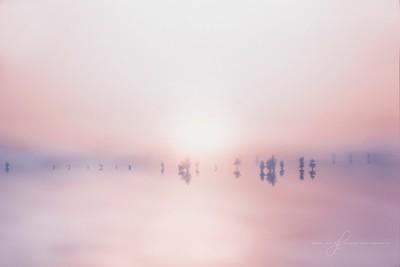 Sunrise on Lake Ocoee