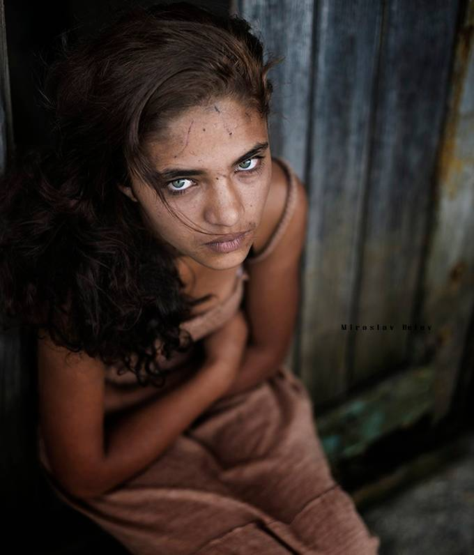 gypsy by mbelev - Faces Photo Contest by Focal Press