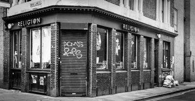 Brick Lane London July 2014