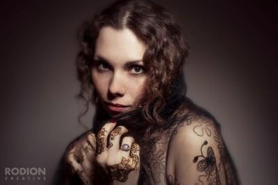 Henna Girl