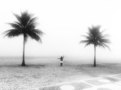 Melancolia em preto e branco (2)  -  Melancholy in black and white (2)