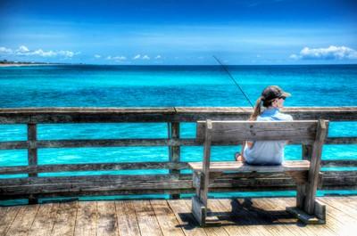 Solitary Fishing