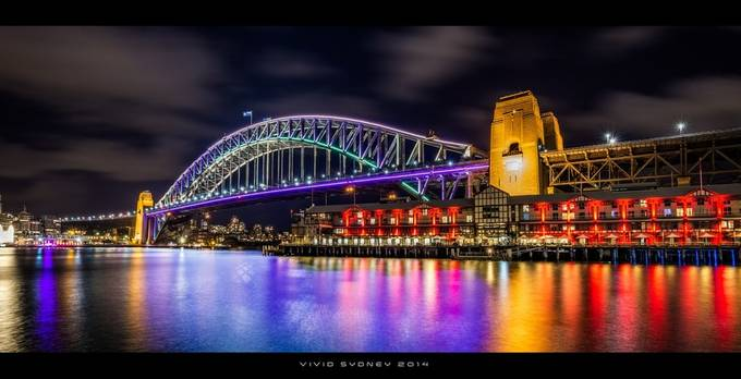 VIVID Sydney 2014 by davidlam - HDR Photography Contest