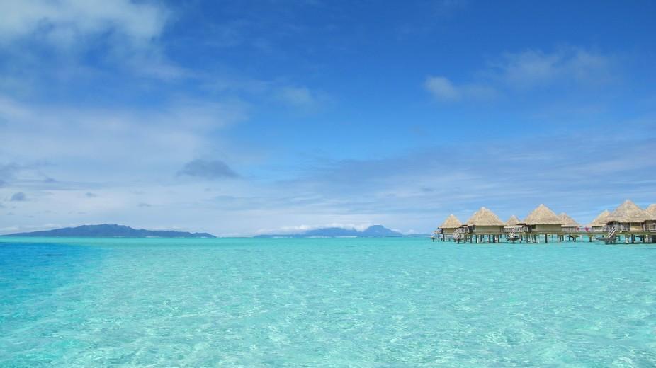 Bora Bora, Tahiti, French Polynesia    The most beautiful place on earth