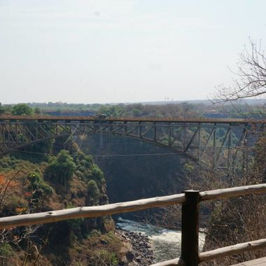 vic falls bridge