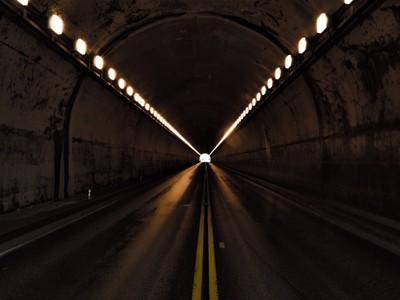 Yale tunnel