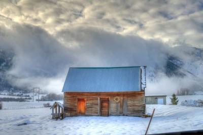 Warm place
