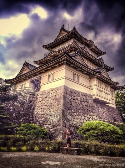 Mi Madre at Odawara Castle