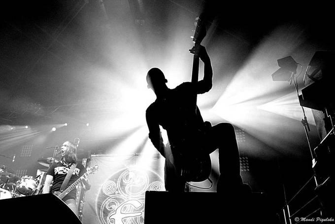 Eluveitie, 01.03.2013 r., Hala Orbita, Wrocław, fot. Mandi Pigulska by mandipigulska - Music And Concerts Photo Contest