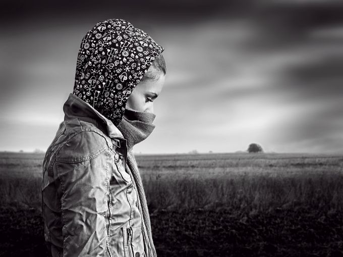 Self Portrait by RazaRa - Around the World Photo Contest By Discovery