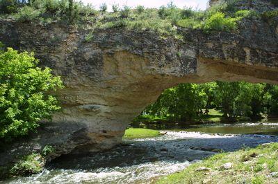 Natural Bridge, Wyo. 002