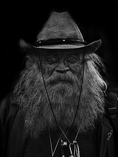 The White Bearded Man - Forgotten britain