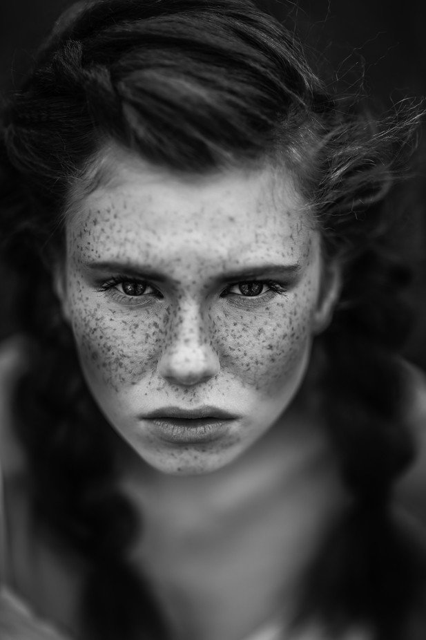 IMG_5382 by DominikaDabrowskaPhotography - Faces In Black And White Photo Contest