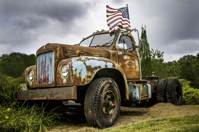 Mack by PaulHenryStudios - Flags and Banners Photo Contest