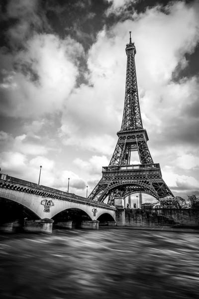 Paris Rushing By