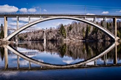 cat eye bridge
