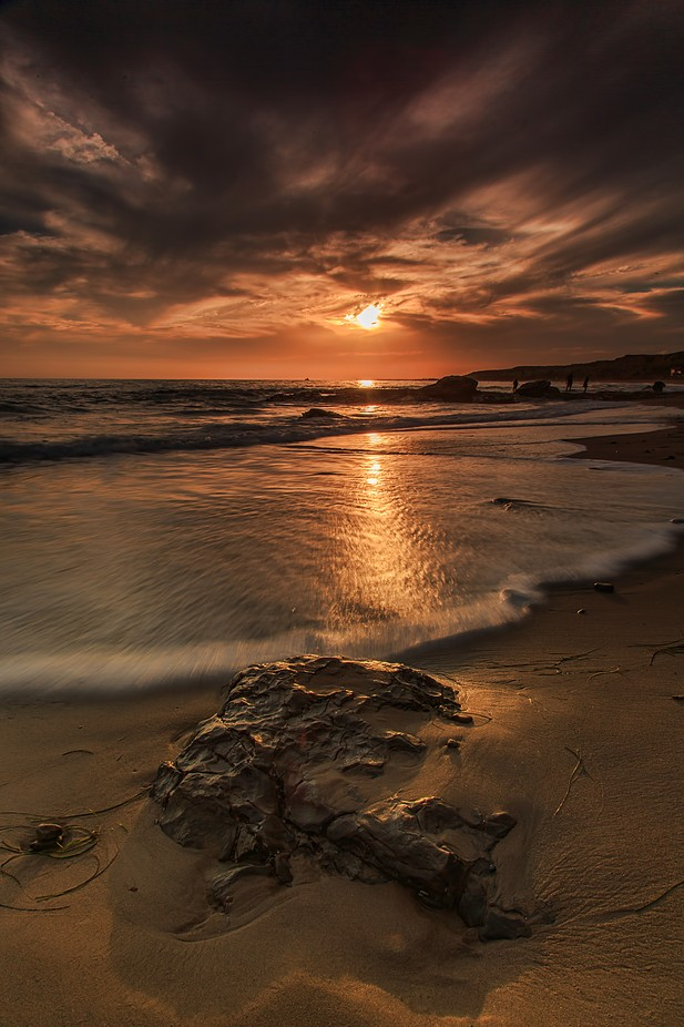 Golden Sunset by patrick9x9 - Light On Water Photo Contest