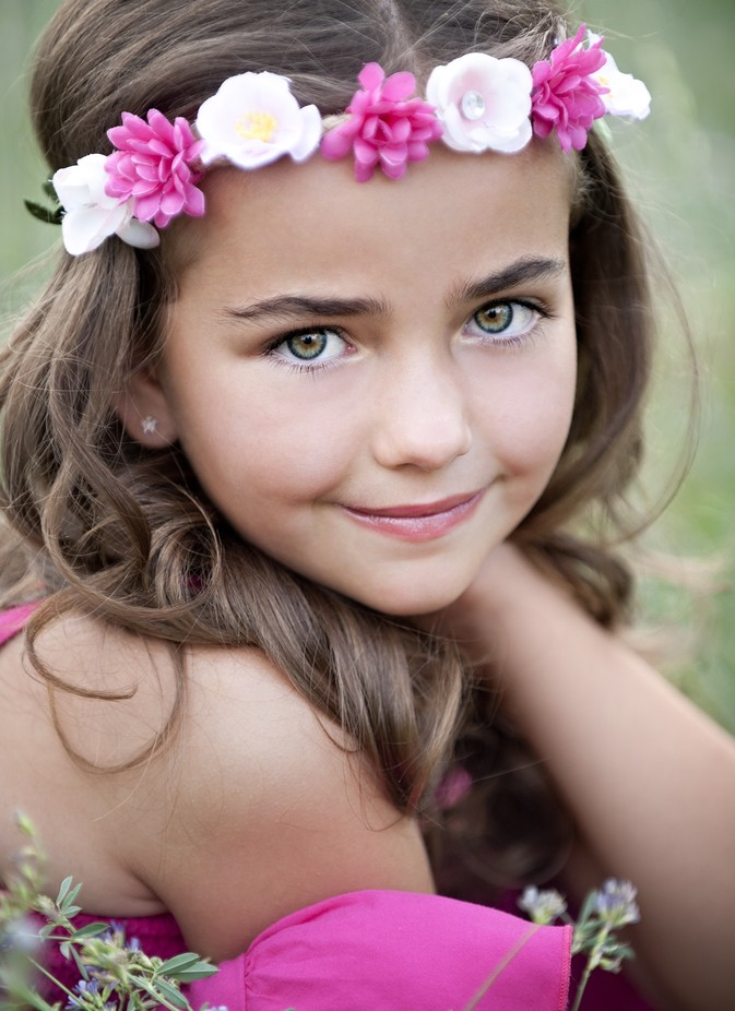 Pretty Girl by melissapapaj - Youngsters Photo Contest
